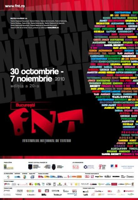 Festivalul Naţional de Teatru 2010