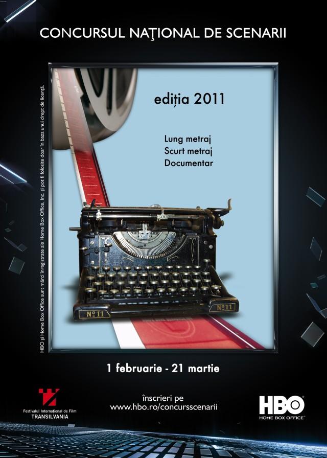 Concursul Naţional de Scenarii 2011