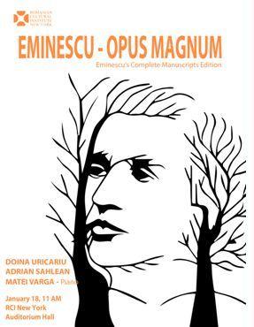 Eminescu - Opus Magnum