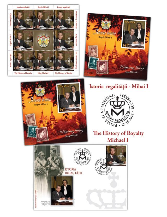 Istoria regalitatii - Mihai I