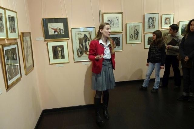 Vizită ghidată în expoziţie