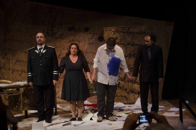 Final aplaudat frenetic de publicul atenian