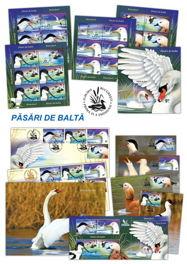 Păsări de baltă