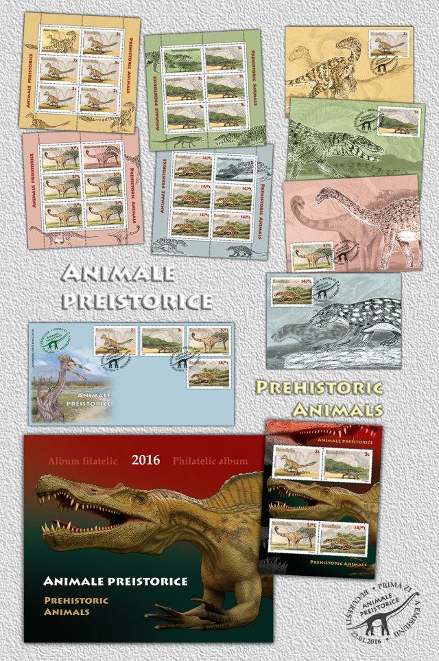 Animale preistorice