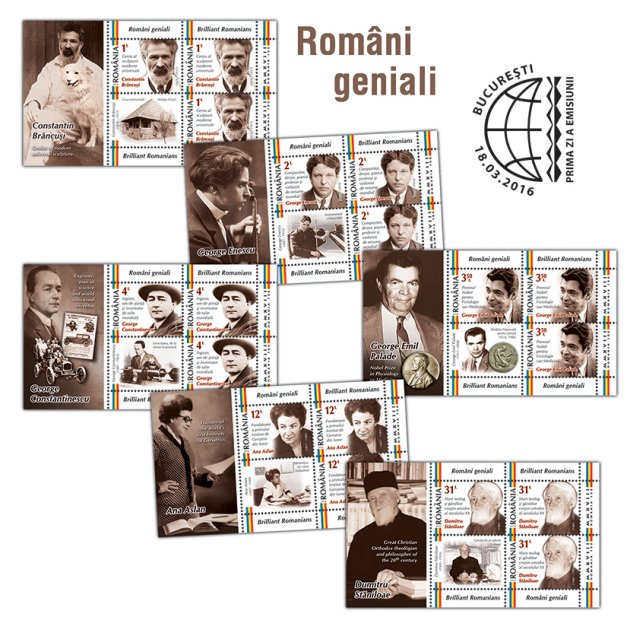 Romani geniali